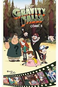 Papel Gravity Falls. Cómic 5