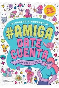 Papel #Amigadatecuenta