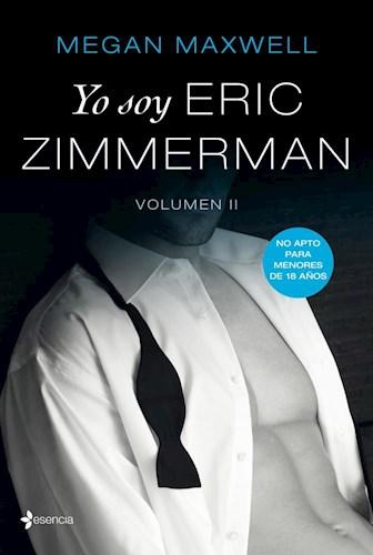 LIBRO YO SOY ERIC ZIMMERMAN VOL II