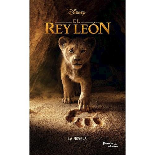 Papel EL REY LEÓN. LA NOVELA