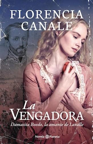 Papel VENGADORA DAMASITA BOEDO LA AMANTE DE LAVALLE