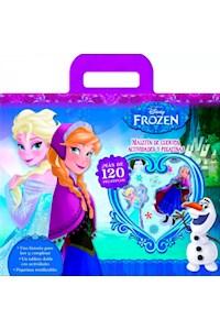 Papel Frozen 2. Mi Primer Maletin De Cuentos
