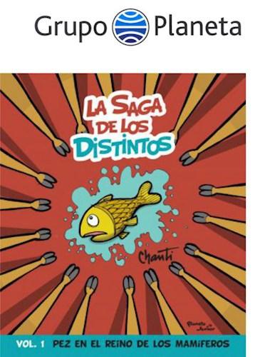 Libro La Saga De Los Distintos