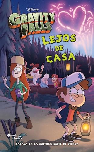 Libro Gravity Falls  Lejos De Casa
