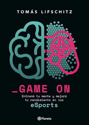 Libro Game On