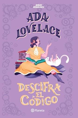Papel ADA LOVELACE DESCIFRA EL CODIGO (NIÑAS REBELDES)