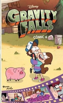 Libro Gravity Falls  Comic 6