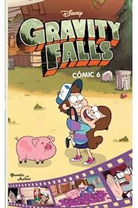 Papel Gravity Falls. Cómic 6
