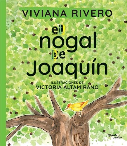 E-book El nogal de Joaquín