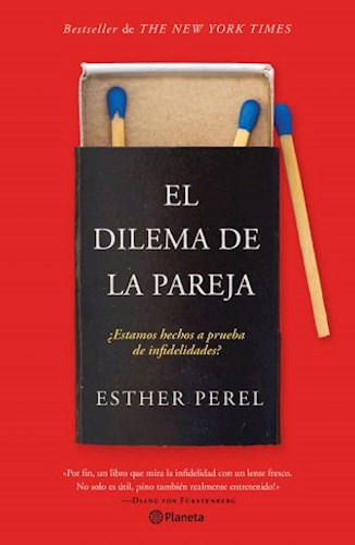 Libro El Dilema De La Pareja