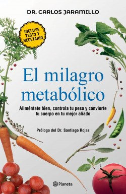 Libro El Milagro Metabolico
