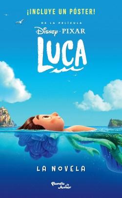 Libro Luca  La Novela