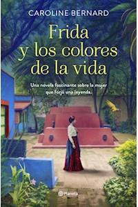 Papel Frida Y Los Colores De La Vida