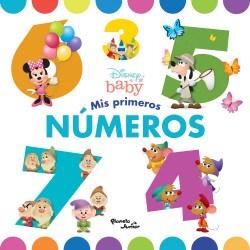 Papel Disney Baby. Mis Primeros Números