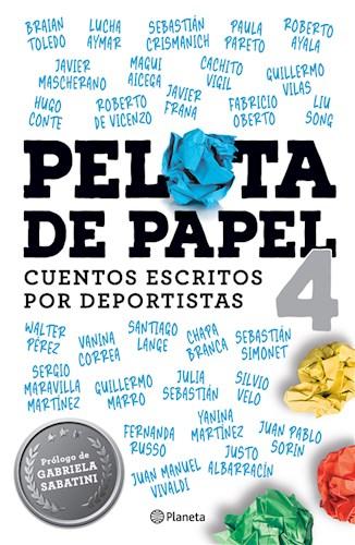 E-book Pelota de papel 4