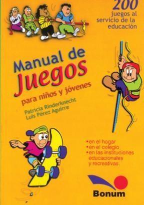Papel Manual De Juegos Para Niños Y Jovenes