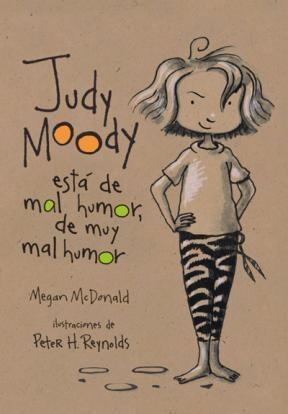 Papel Judy Moody Esta De Mal Humor