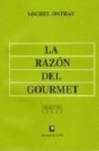 Papel Razon Del Gourmet, La