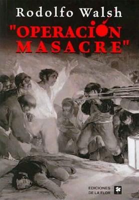 Libro Operacion Masacre