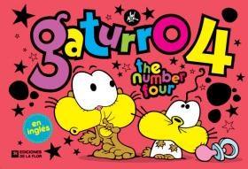 Libro 4. Gaturro The Number Four