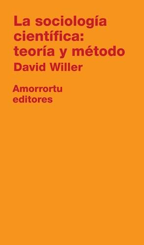Papel La sociología científica: teoría y método