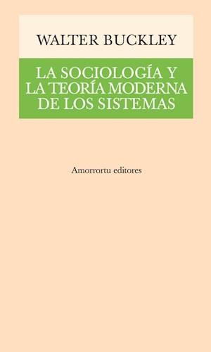 Papel La sociología y la teoría moderna de los sistemas