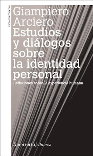 Papel Estudios y diálogos sobre la identidad personal
