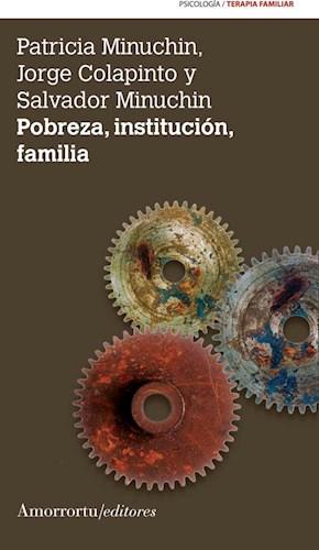 Papel Pobreza, institución, familia