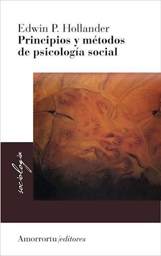 Papel Principios y métodos de psicología social