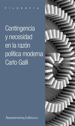 papel Contingencia y necesidad en la razón política moderna