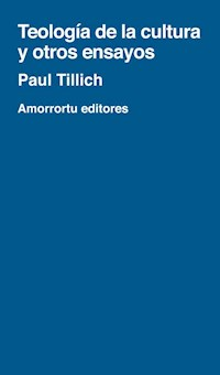 Papel Teología de la cultura y otros ensayos