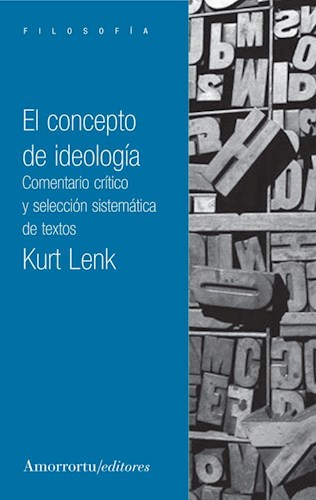 Papel El concepto de ideología