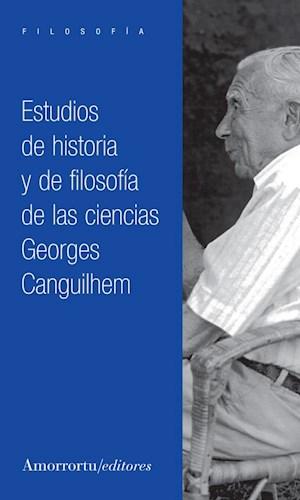 Libro Estudios De Historia Y De Filosofia De Las Ciencias