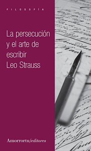Papel La persecución y el arte de escribir