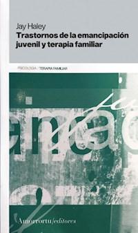 Papel Trastornos de la emancipación juvenil y terapia familiar
