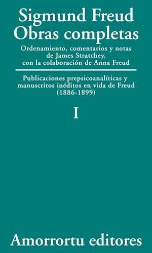 papel I. Publicaciones prepsicoanalíticas y manuscritos inéditos en vida de Freud (1886-1899)