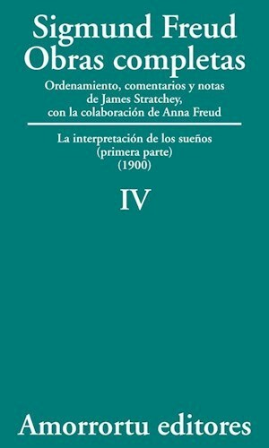 Papel IV. La interpretación de los sueños (parte I) (1900)