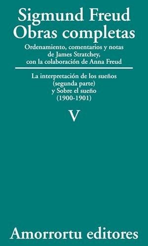Papel Obras Completas S Freud Vol 5