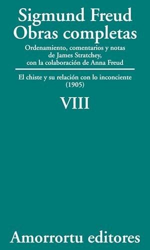 Papel VIII. El chiste y su relación con lo inconciente (1905)