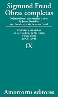 papel IX. El delirio y los sueños en la «Gradiva» de W. Jensen, y otras obras (1906-1908)