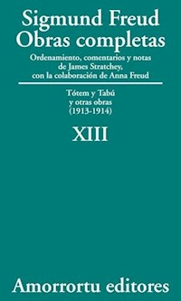 Papel XIII. Tótem y tabú, y otras obras (1913-1914)