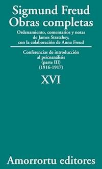 papel XVI. Conferencias de introducción al psicoanálisis (parte III) (1916-1917)