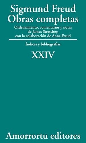 Papel XXIV. Índices y bibliografías