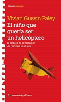 Papel El niño que quería ser un helicóptero