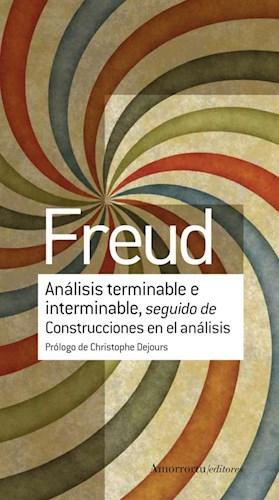 Papel ANALISIS TERMINABLE E INTERMINABLE, SEGUIDO DE CONSTRUCCIONE