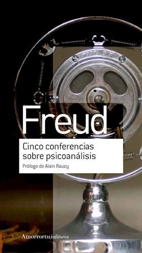 Papel Cinco conferencias sobre psicoanálisis
