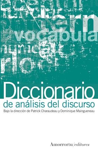 Papel Diccionario de análisis del discurso