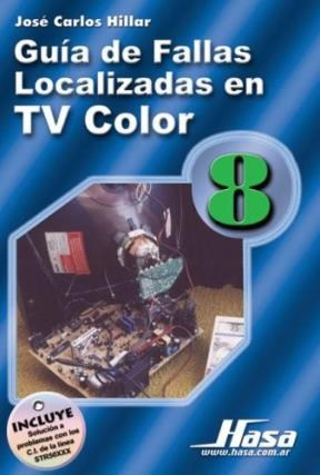 Papel Guia De Fallas Localizadas En Tv Color 8