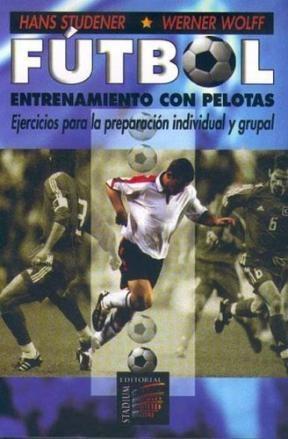 Papel Futbol Entrenamiento Con Pelotas