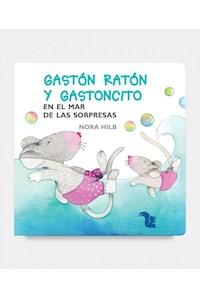Papel Gaston Raton Y Gastoncito - En El Mar De Las Sorpresas